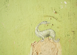Papiercollage, Detail