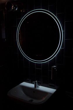 grafischer Spiegel