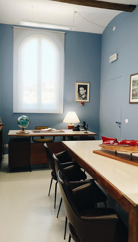 מודנה איטליה אמיליה רומאנה טיוליי רומא מילאנו פראר מכוניות מוזאון תוזיאון אנזו פרארי