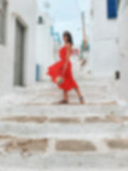 the greek island mykonos travel blog tips bachelorette party