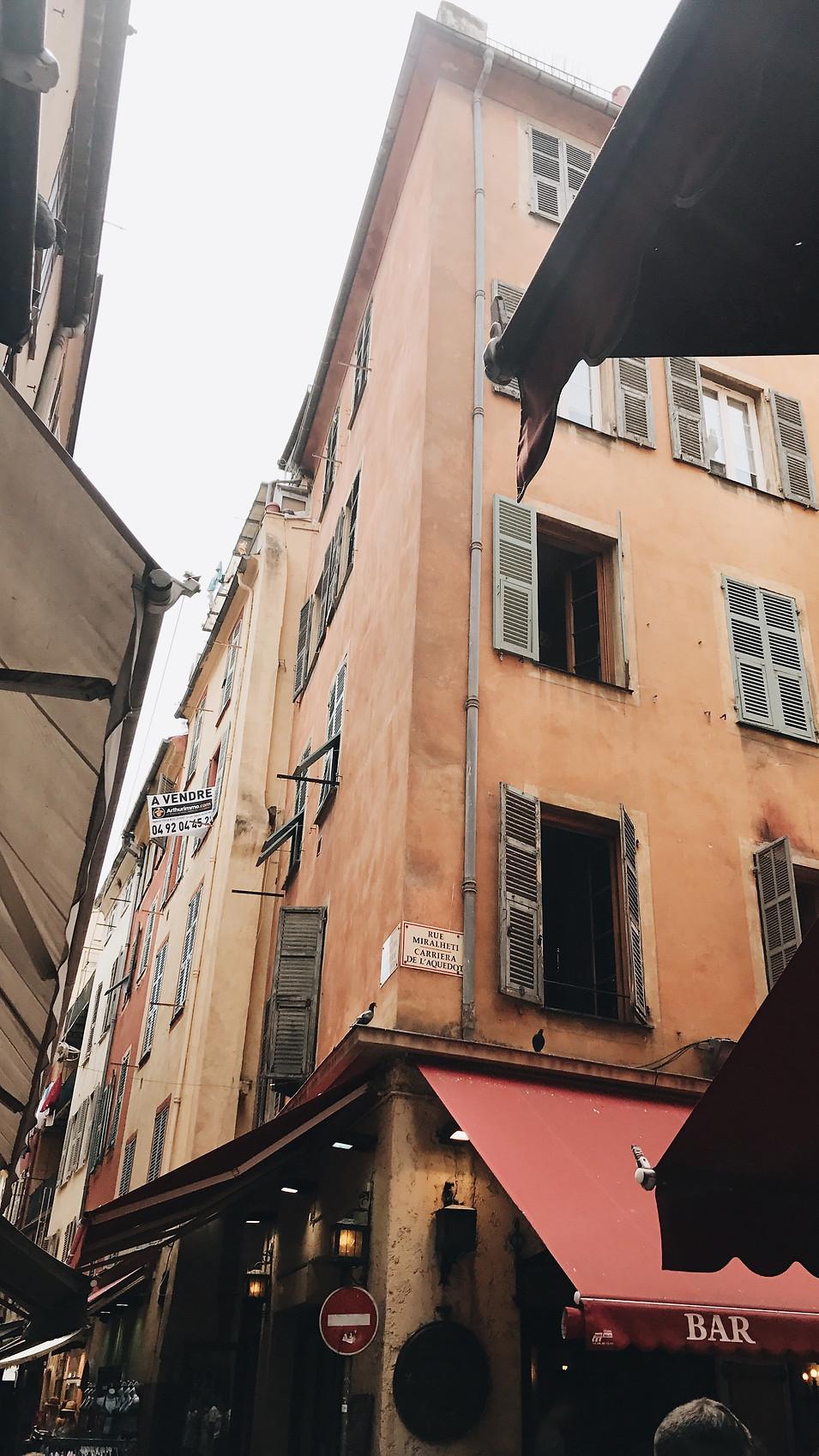 nice france travel blog