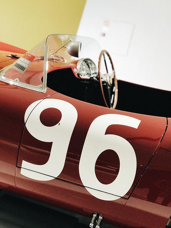מודנה איטליה אמיליה רומאנה טיוליי רומא מילאנו פראר מכוניות מוזאון תו אנזו פרא
