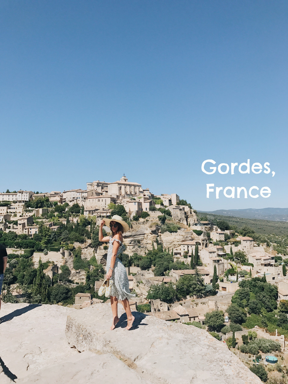gordes south of france travel blog