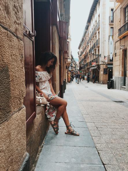 סאן סבסיטאן ספרד אילנהנה בלוג טולים יפים