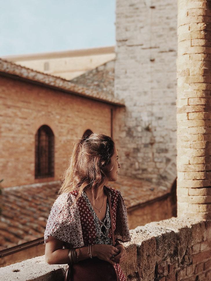 siena san gimignano monteriggioni and chianti tuscany