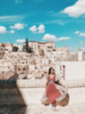 מטרה matera איטליה אפוליה אלברובלו alberobelo בלוג טיולים טיפים מדרי