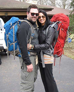 Image-of-Tim-and-Akeelah-backpacking-and