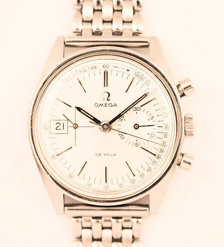 1970s Omega De Ville Chronograph Cal. 930