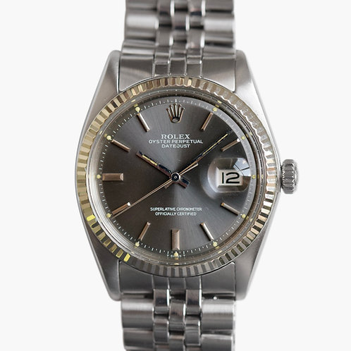 1973 Rolex 1601 Ghost Grey Dial