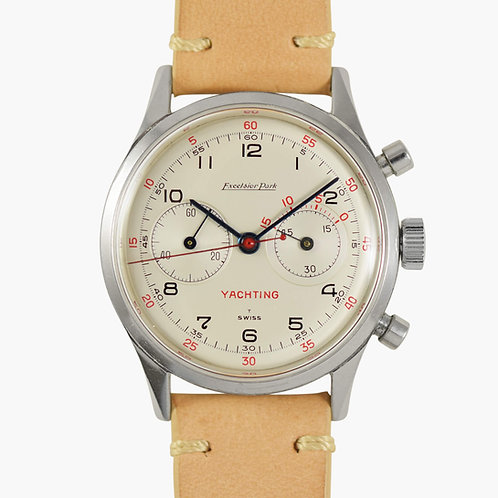 1960s Excelsior Park Yachting Chronograph