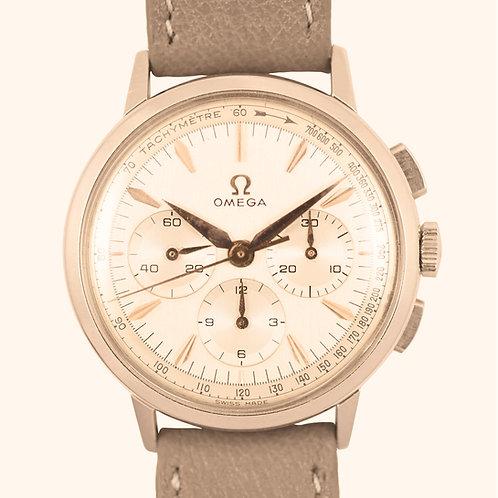 1963 Omega Chronograph 101.010 Cal. 321
