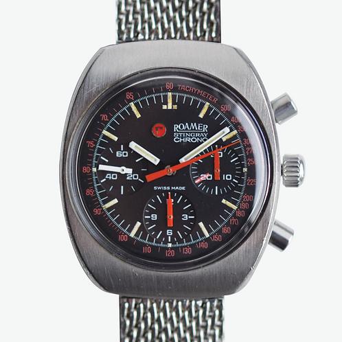 1970s Roamer Stingray Chronograph V72