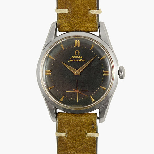 1956 Omega Seamaster Gilt 2937-1