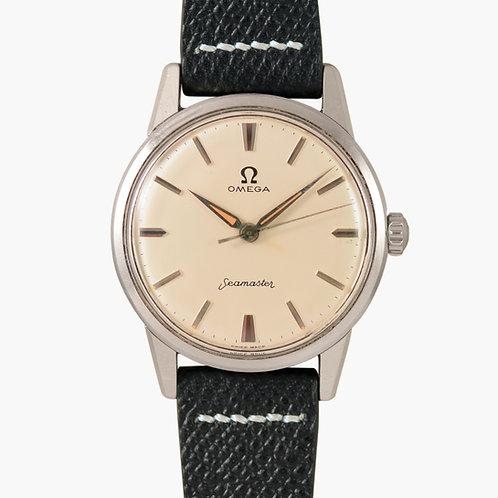 1960  Omega Seamaster Alpha Hands