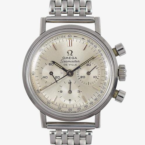 1967 Omega Seamaster De Ville Cal. 321 Chronograph
