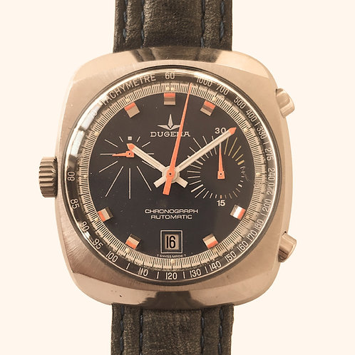 1970s Dugena Chronograph Caliber 15.