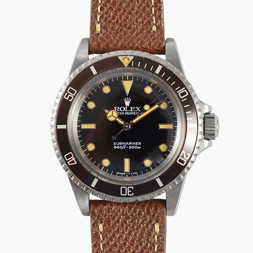 1984 Rolex Submariner 5513 'Spider dial'