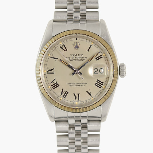 1978 Rolex Datejust Grey Buckley 16014