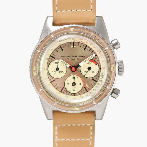 1970 Girard Perregaux Olímpico 9075 AF