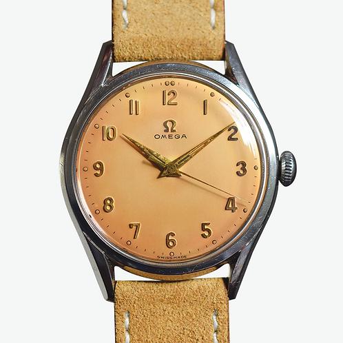1953 Omega Full Arabic Dial 2792-1