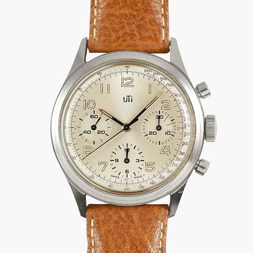 1960s Breitling UTI Chronograph