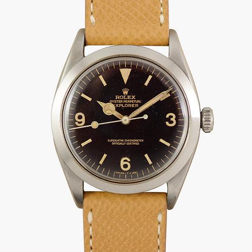 1966 Rolex Explorer 1016 Tropical