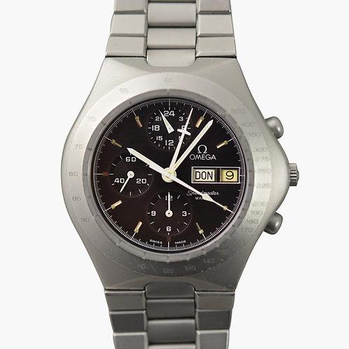 1984 Omega Speedmaster Holy Grail Teutonic