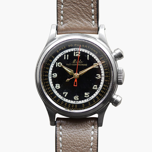 1950s Mido Multicenter Pulsations Chronograph
