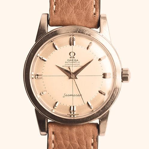 1950s Omega Seamaster Chronometer 2577-1
