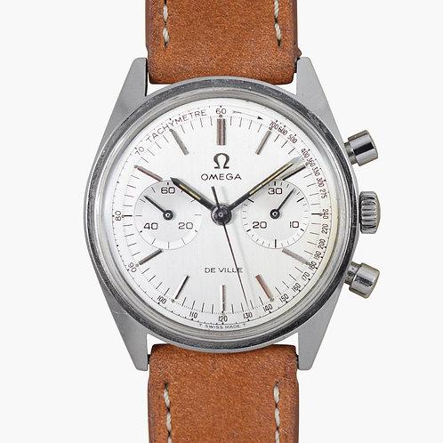 1970's Omega De Ville Silver 145.017