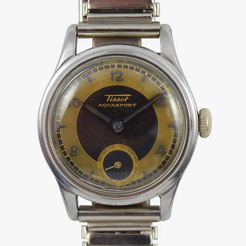 1950s Tissot Aquasport Tropical