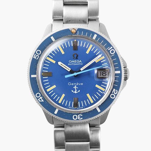 1970 Omega Genève Amirauté Diver