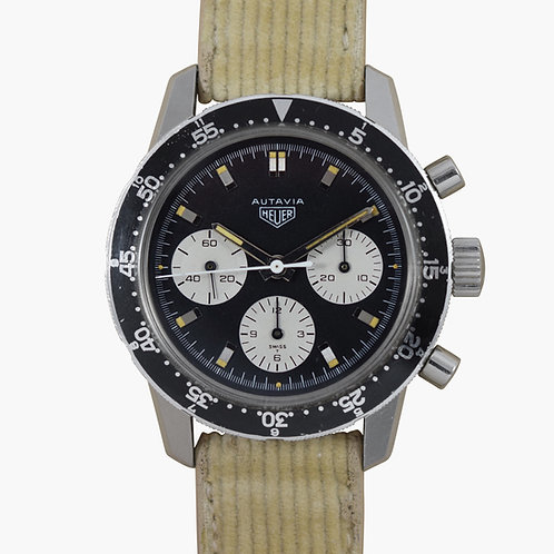 1968 Heuer Autavia 2446c Chronograph