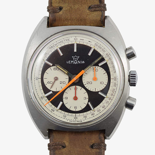 1970s Lemania Caliber 1873 Chronograph