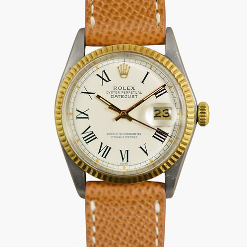 1971 Rolex Datejust 1601 Buckley Dial