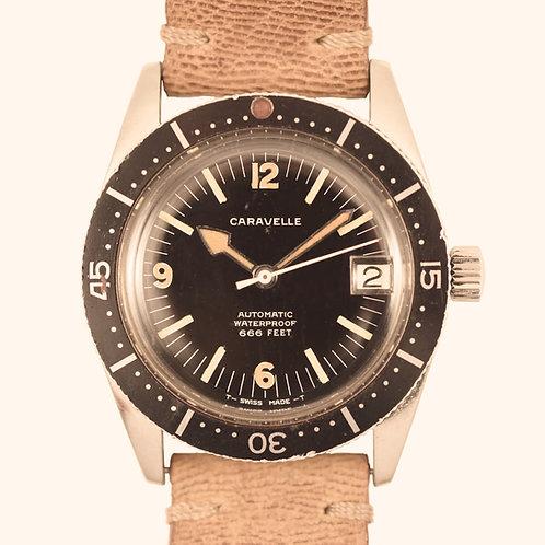 1960s Caravelle Sea Hunter 666ft Diver