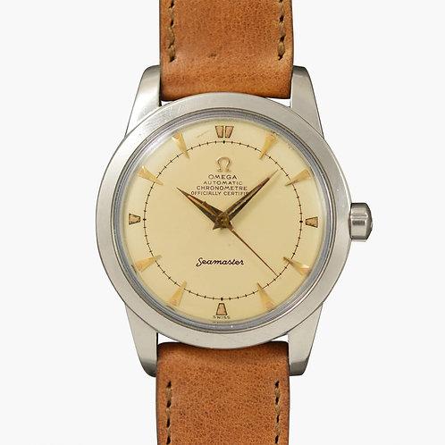 1950s Omega Seamaster Chronometre 2577