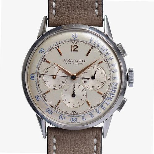 1950s Movado M95 Chronograph 19036