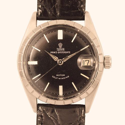 1964 Tudor Prince Oysterdate Silver Gilt 7966