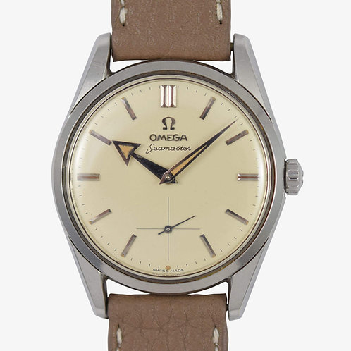 1950's Omega Seamaster Broad Arrow