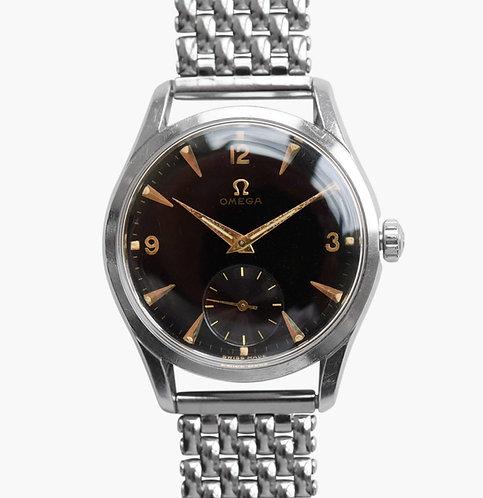 1950 Omega Black Gilt 2639-8