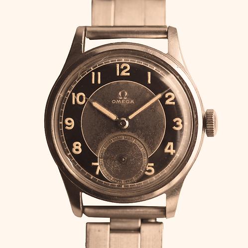 1944 Omega Suverän 2400- Bullseye