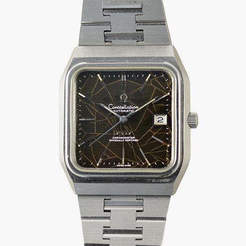 1970s Jumbo Omega Constellation Spider Dial