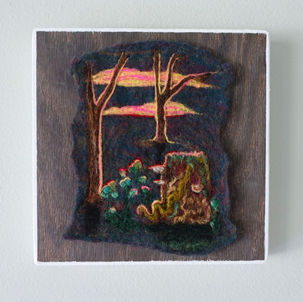 Last Light: Forest