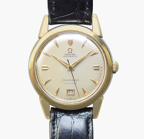 1950s Omega Seamaster Date at 6