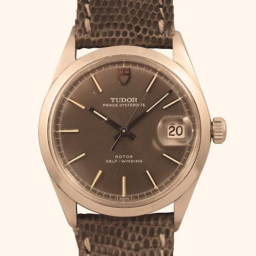 1969 Tudor Prince Oysterdate Grey