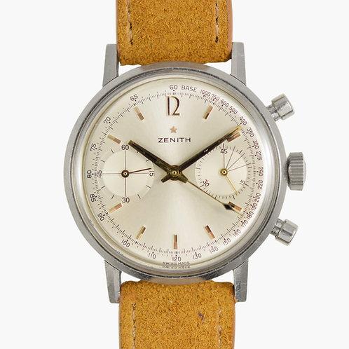 1960s Zenith A271 'Deco 12' Chronograph