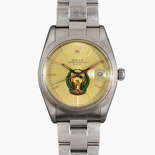 1980s Rolex Date UAE Armed Forces