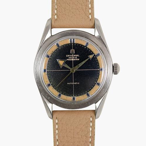 """50s Universal Genève Polerouter """"Broad Arrow"""""""