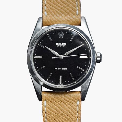 1963 Rolex Precision Gilt Jumbo 6424